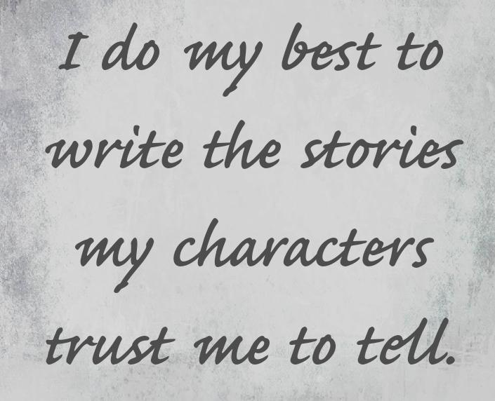 I do my best