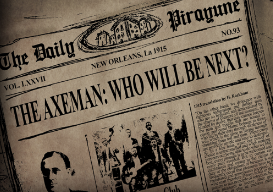 Newspaper Axeman
